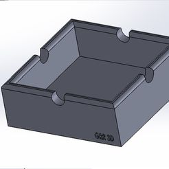 cenicero.jpg Download file Ashtray • Object to 3D print, conagrr