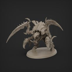Carnifex.9.jpg Download file ALIEN SPACE BUG CARNIUS FEX • Model to 3D print, IO_Butov