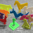 Capture_d__cran_2015-09-17___12.53.51.png Download free STL file Simple Animals 13 - Chinese zodiac • 3D printing object, Eunny