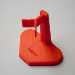 DSC_7146.jpg Download free STL file Philips N8402, Stand for Stereo Microphone • 3D print model, zone_21_laboratory