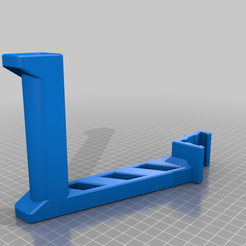 SpoolHolder_Bear.png Download free STL file Spool Holder for 2040 profile • 3D printing object, Bertotto3D