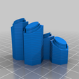 Player1-Piece6.png Download free STL file Cathedral Board Game v2 • Template to 3D print, Hardcore3D
