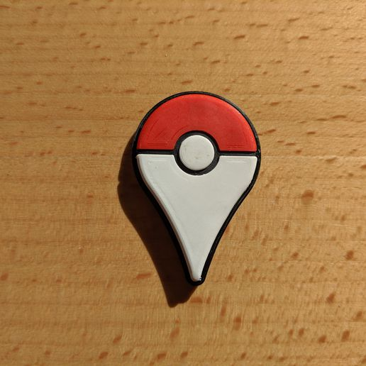 IMG_20190812_174613.jpg Download free STL file Pokemon Go Badge NFC Tag Version • Object to 3D print, maxsiebenschlaefer13