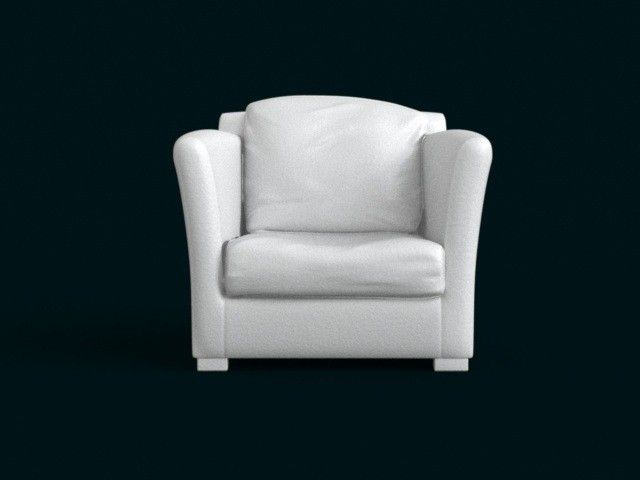 02.jpg Download file 1:10 Scale Model - ArmChair 04 • 3D printing object, sidnaique