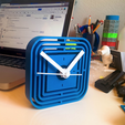 Capture_d__cran_2015-07-23___14.11.21.png Télécharger fichier STL gratuit The Impossible Labyrinth Clock • Modèle pour imprimante 3D, whatakuai