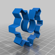 562cff27cce9a9f6281b7675975d294f.png Download free STL file Open Source Hardware cookie cutter • Template to 3D print, Nosekdesign