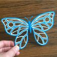 7941abac03d1ed884aa64fb3278a9049_preview_featured.jpg Download free STL file Quilling Butterfly • 3D printable object, TanyaAkinora