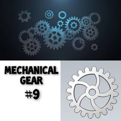 WhatsApp-Image-2021-09-07-at-12.39.47-AM.jpeg Download STL file Mechanical Gear Wheel For Engineering Work 3D model • 3D printing design, Micce