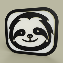 34d36462-3248-47ad-af67-3254f44fd21f.PNG Download free STL file Lol - Sloth • 3D printer design, yb__magiic