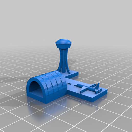 Player2-Piece5.png Download free STL file Cathedral Board Game v2 • Template to 3D print, Hardcore3D