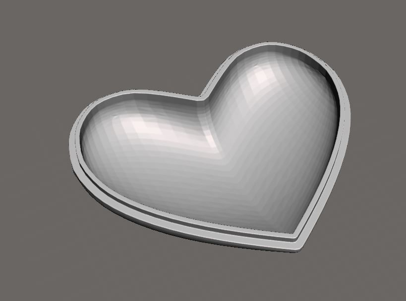 10.jpg Download STL file heart container • 3D print object, tridimagina