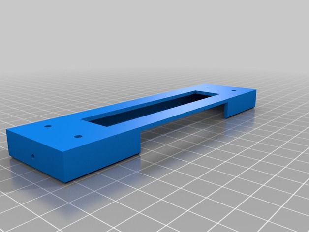 bae2551d4b445c6f29c50ce6defd7a8c_preview_featured.jpg Download free GCODE file control panel for cnc grbl • 3D printable model, franhabas