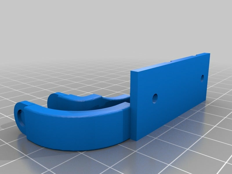 97308b5545b97376b8518fa89757cc16.png Download free STL file Alfawise U30 chain cable Mod • 3D print template, ElectricWaste