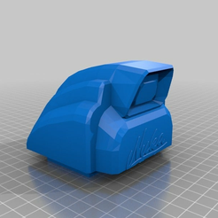 715da11e9194b78c9fd792549e172a83.png Download free GCODE file Raspberry Pi Nuka Cola Machine Enclosure • 3D printable object, nschreiber0813
