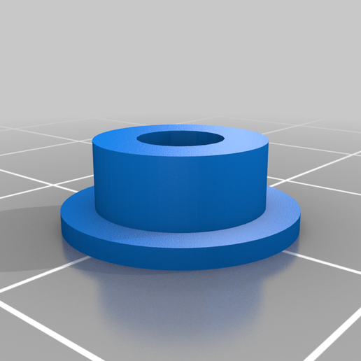 reductor_for_ball_bearing_8mm.png Download free STL file filament guide and sensor support • 3D printing template, lucajust93