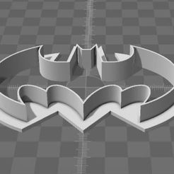 9351a4c5ca2a8f1c7f694183f0347518_preview_featured.jpg Download free STL file Batman cookie cutter • 3D printer object, simiboy
