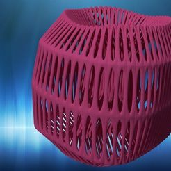 Voroni_lamp_preview_featured.jpg Download free STL file Voronoi Lampshade • 3D printer model, 3DExpressions