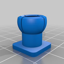 F_ball_joint_plate.png Download free STL file Ball Joint • 3D print object, TomoDesigns
