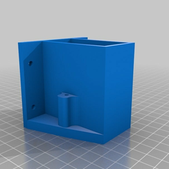 fb81fd503e302fa0b8fdf7500175a282.png Download free STL file Inlet socket holder • Object to 3D print, CVMichael