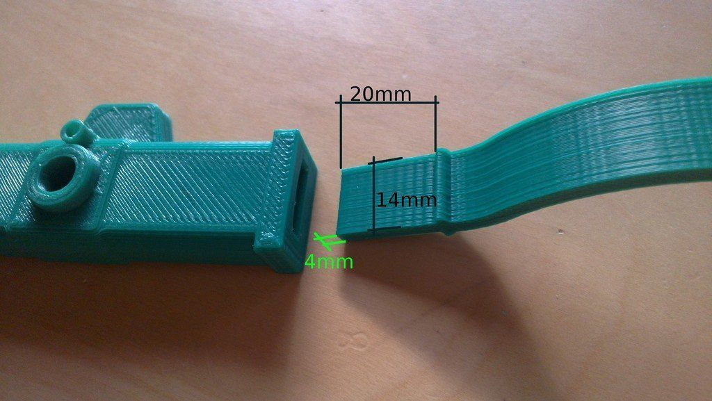 13110059_display_large.jpg Download free STL file Rubber-Band Bow & Arrow stronger Version, no glue • 3D printing object, AlbertKhan3D