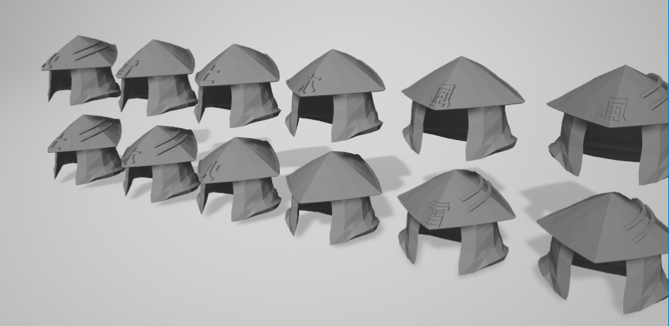 1.png Download file Hokage Hat (Lego Compatible) • 3D printer object, Mimic