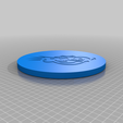 dragon_2_top.png Download free STL file DRAGON THEMED DICE TRAY, 7 POCKETS • Model to 3D print, becker2