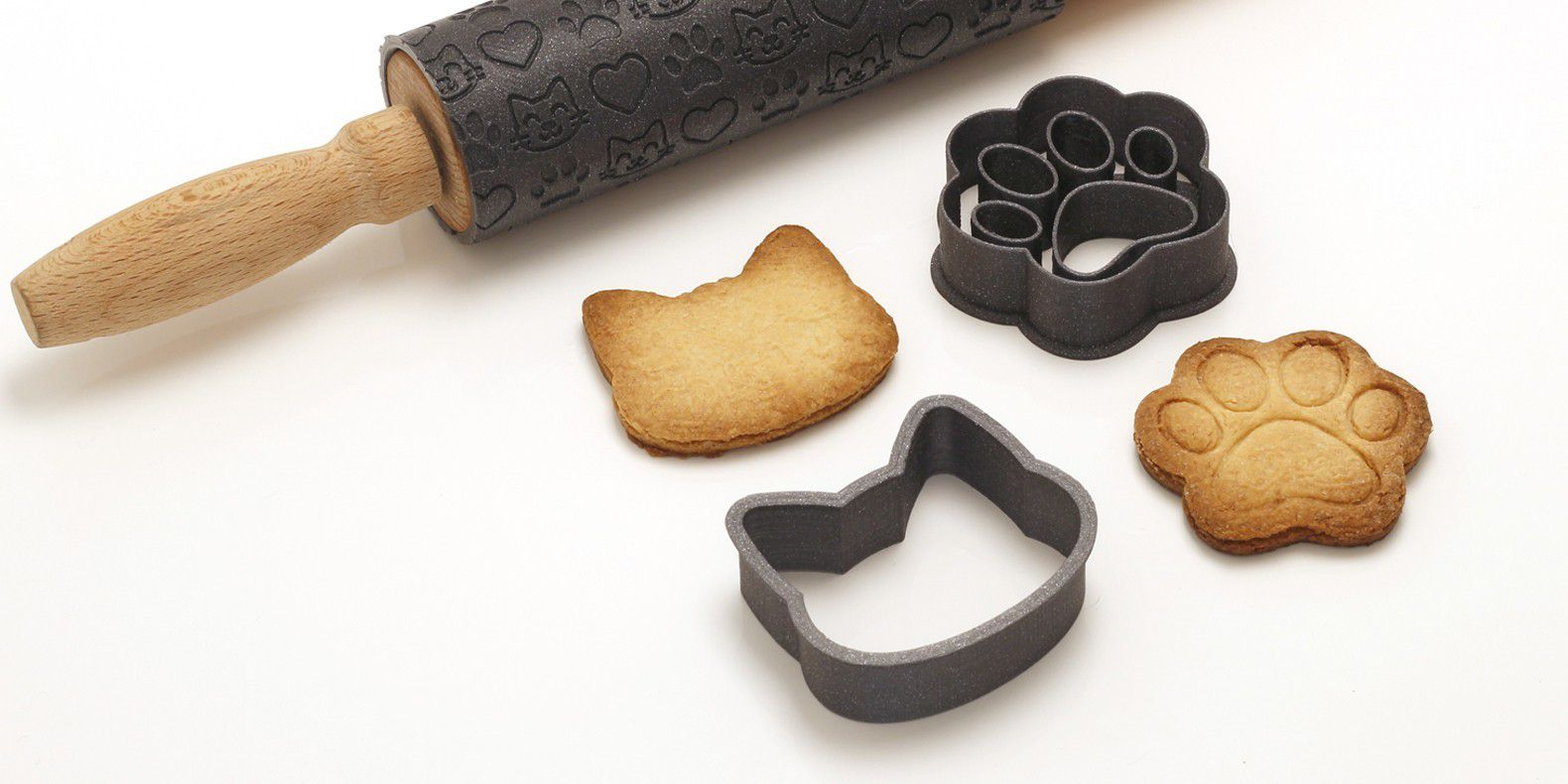 Here is a selection of the best cookie cutters 3D models to make with a 3D printer