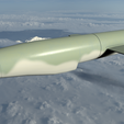 09.png Download 3DS file Tomahawk Missile • Template to 3D print, SimonTGriffiths