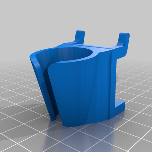 pegboard_funnel_with_cutout.png Download free STL file Pegboard funnel with front cutout • 3D printing model, cmh
