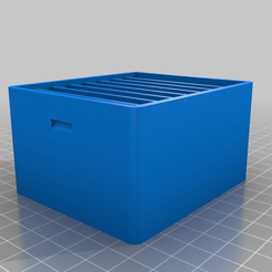 851768381a9f1de0afb2b32f1126326f.png Download free STL file 606168 Lithium Pack Holder • 3D printing template, SeanTheITGuy
