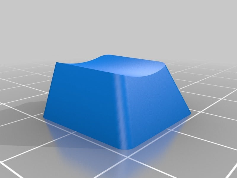 dcs_row_1.png Download free SCAD file Parametric Cherry MX/Alps Keycap for Mechanical Keyboards • 3D printable object, rsheldiii