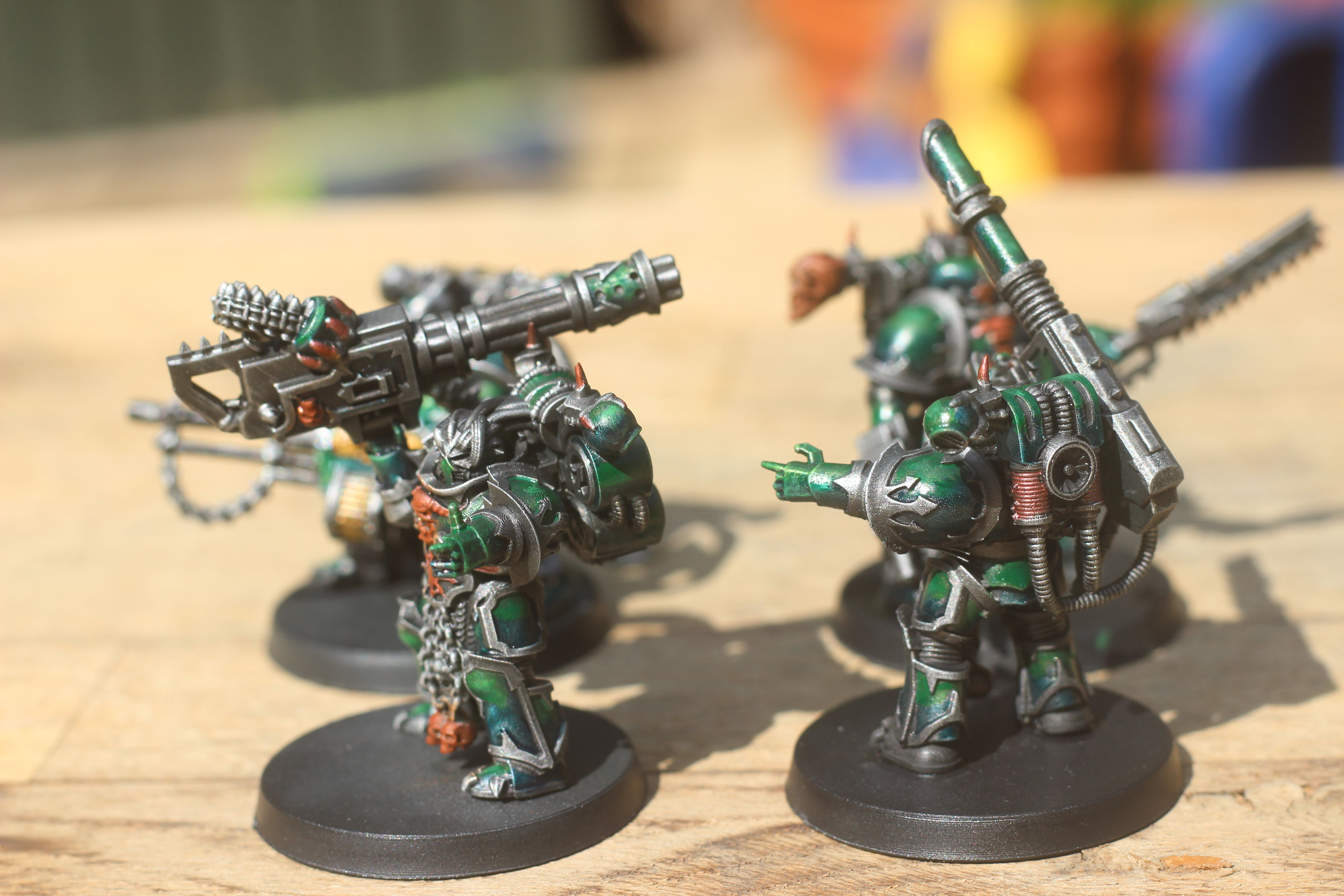 IMG_5837.jpeg Download file Traitor Marines with Heavy Weapons • 3D printable model, Sumbu