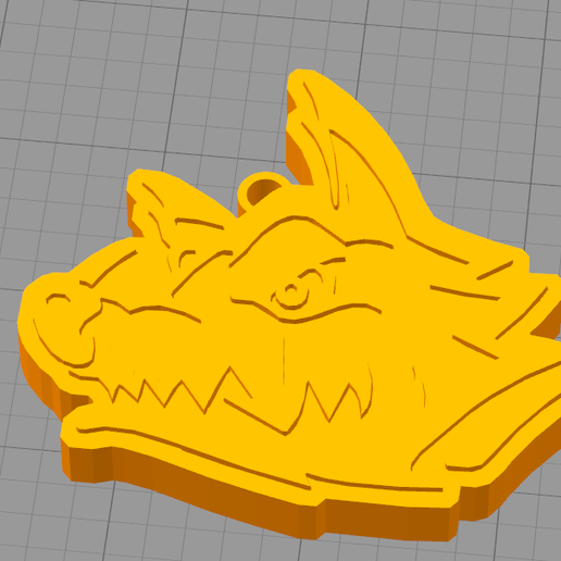 mwa.png Download free STL file MWAM Keychain • 3D printable object, NelsonRB