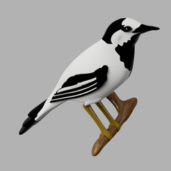 bergeronnette_2.png Download STL file wagtail guardian • 3D print model, micaldez