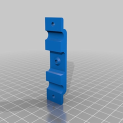 a125932a50abb0af8ac44745c8c7869e.png Download free STL file Anet A8 A6 X Axis Belt Tensioner (No Z Axis Pressure) • Design to 3D print, Andrux51
