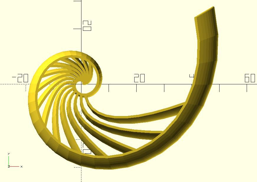 nautilus_shell1.jpg Download free STL file Nautilus shell • 3D printer model, JustinSDK