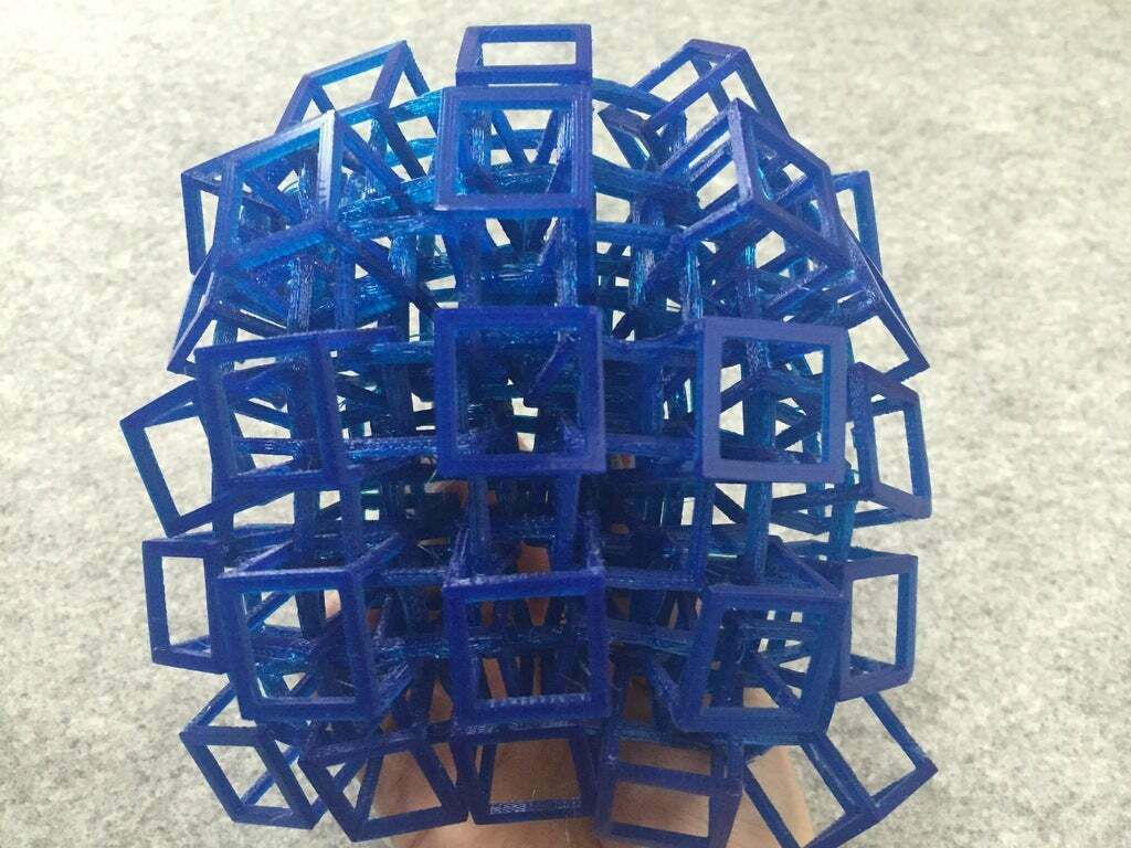 IMG_4740.jpg Download free STL file Pyramid Cubes (Chainmail Cubes) with Tinkercad • Template to 3D print, Eunny