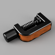 clamp_v1_2018-Nov-25_01-56-11PM-000_CustomizedView10080475929.png Download free STL file Clamp with low-poly inlay \ dual extruder • 3D printing model, Odrivous