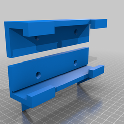 PS4_Mount_v2.png Download free STL file PS4 Wall Mount • 3D printable object, Gemenon-Prop-Replicas