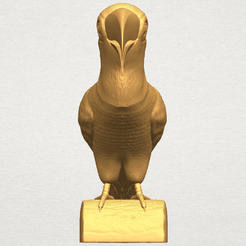 TDA0483 Toucan Bird A01 ex500.png Download free STL file Toucan Bird • 3D print object, GeorgesNikkei