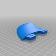 fcs_fin_shorter.png Download free STL file Thruster Surfboard Fins (FCS, Futures) • 3D printing template, bbleimhofer
