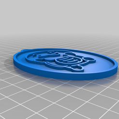 mikey-keychain.png Download free STL file マイッキー (Mikey) keychain • 3D printing model, ilijamt