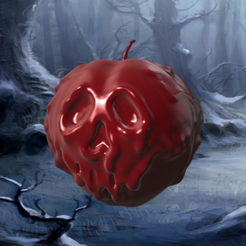 Capture d'écran 2017-12-13 à 12.12.40.png Download free STL file Poison Apple • 3D printing model, Bugman_140