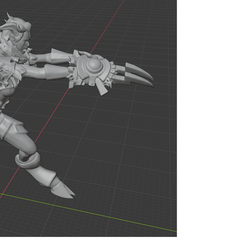 Vere_right.png Download free STL file Vere the shaman • Object to 3D print, ahriman01