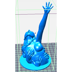 Cauchemar.png Download free STL file Nightmare • 3D print object, oasisk