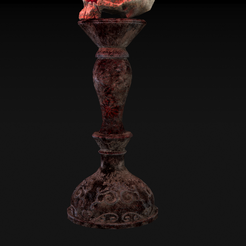 Skull_Table_Diffuse0008.png Download STL file Human Skull Low Poly • 3D printable object, 3dmeshstudios-sales