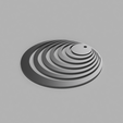 boucle_2016-Nov-10_11-10-31AM-000_HOME.png Download STL file Earring • Object to 3D print, francknos