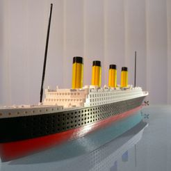 1.jpg Download STL file titanic • 3D printable design, MaoCasella