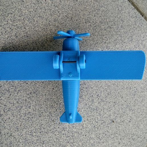 eb27965e8b72f49e868744f3941d190c_preview_featured.jpg Download free STL file Aircraft • Object to 3D print, _MSA_