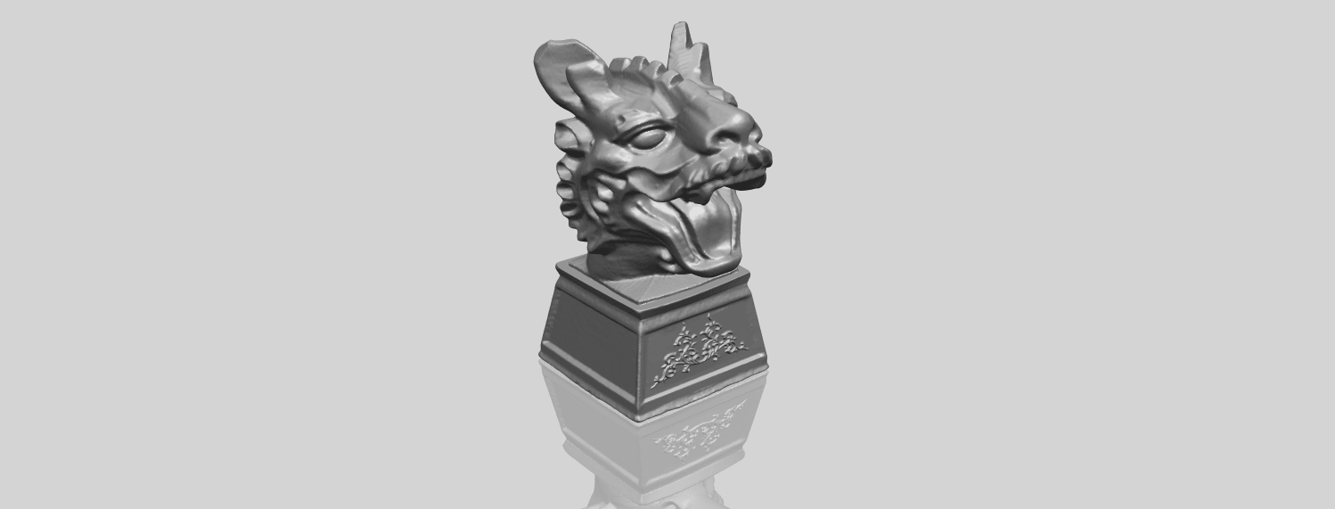 18_TDA0512_Chinese_Horoscope_of_Dragon_02A00-1.png Download free STL file Chinese Horoscope of Dragon 02 • 3D printer template, GeorgesNikkei